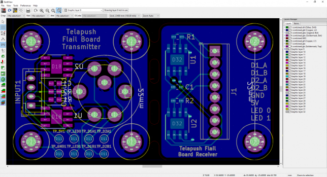 How to panelize KiCAD designs for free - esologic